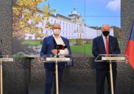 V Česku bude od pondělí platit nouzový stav