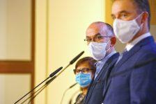Vláda prodloužila platnost krizových opatření do 22. ledna