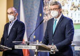 Do třetího stupně PES přejde Česko ve čtvrtek, rozhodla vláda
