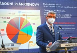 Vláda schválila návrh Národního plánu obnovy