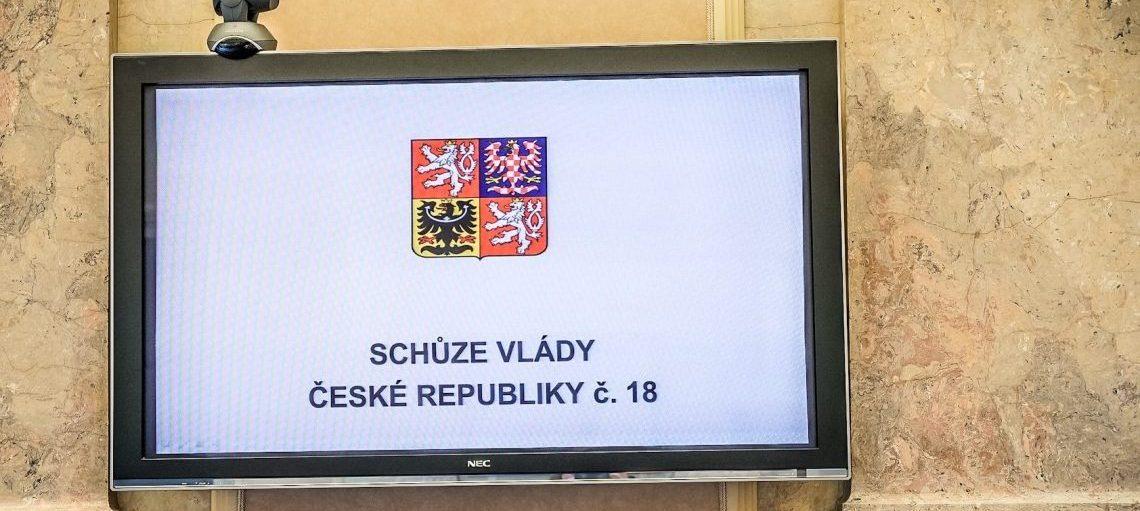 Vláda projednala návrh na další fázi rozvolnění protiepidemických opatření od 10. května